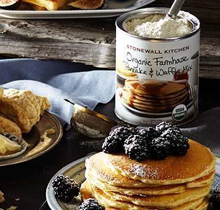 Pancakes, Syrups & Breakfast