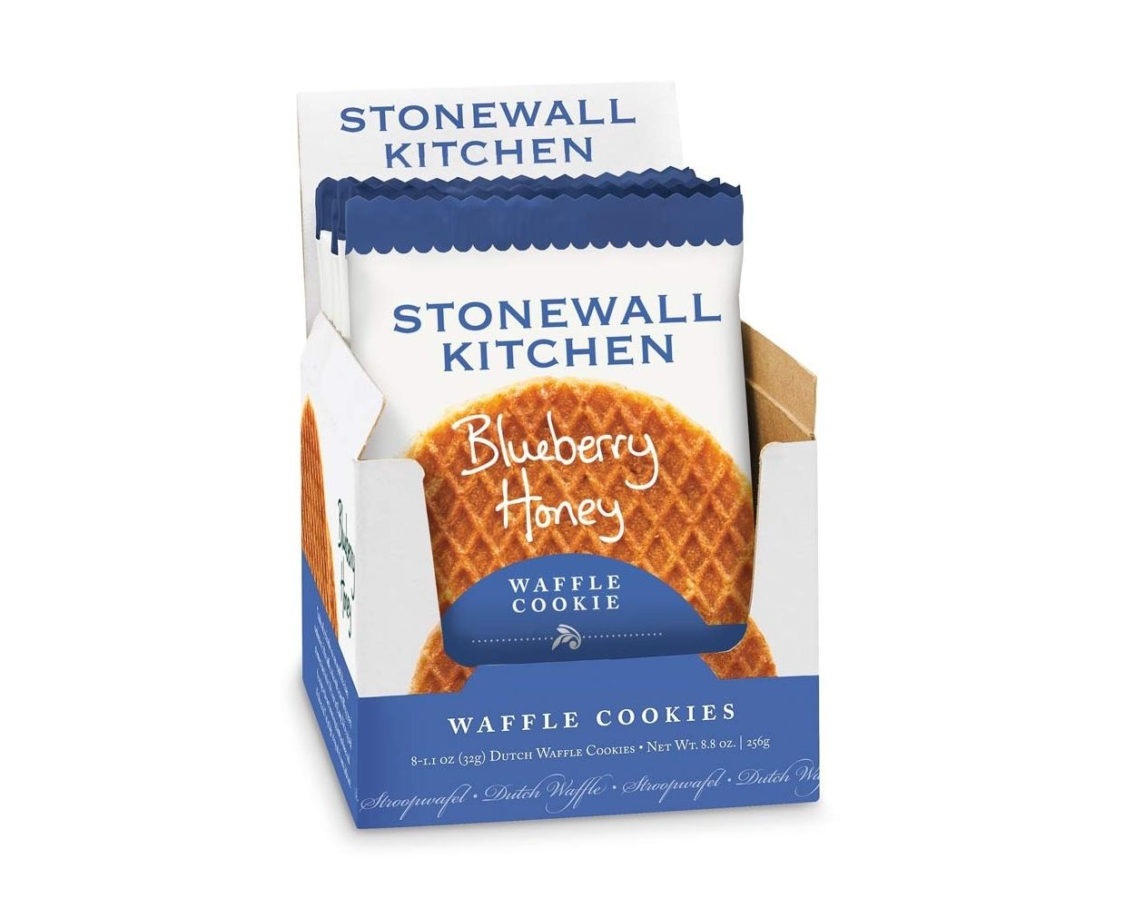 Blueberry Honey Dutch Waffle Cookie From Stonewall Kitchen Only At American Heritage Eu