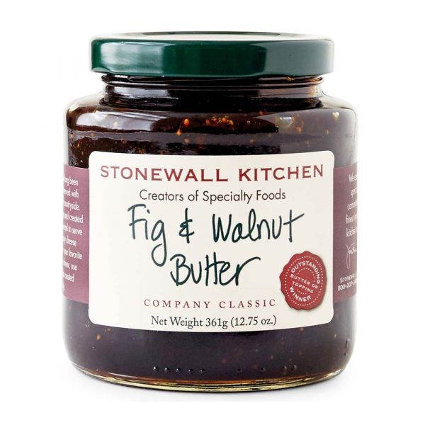 Stonewall Kitchen Fig & Walnut Butter von American Heritage