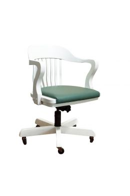 Jasper Chair 980 Boston white upholstered
