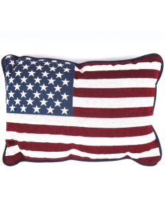 Amerikanische Flagge Kissen