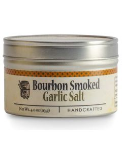 Bourbon Smoked Garlic Salt von Bourbon Barrel Foods von American Heritage