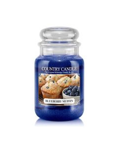 Country Candle Jar Blueberry Muffin Large von Kringle Candle bei American Heritage