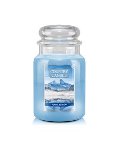 Alpine Retreat Scented Candle from Country Candle - Winter 2020