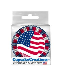 Cupcake Papers USA Cupcake Creations