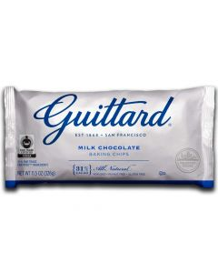 Backschokolade Milk Chocolate Chips von Guittard bei American Heritage