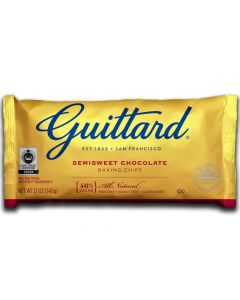 Semi Sweet Chocolate Chips von Guittard bei American Heritage