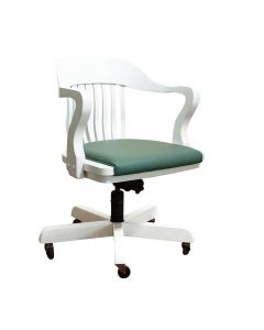 Jasper Chair 980 Boston white upholstered