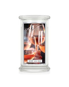 Rosè all Day Large Jar von Kringle Candle bei American Heritage