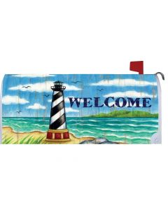 Hatteras Welcome Mailbox Cover from American Heritage