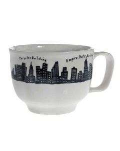 New York Skyline Jumbo Tasse