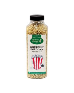 American Heritage Gourmet-Popcorn White Blossom