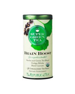 Organic Brain Boost Super Green Tea von Republic of Tea bei American Heritage