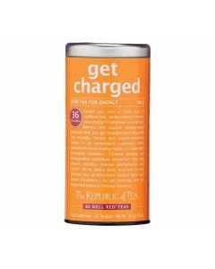 Republic of Tea Get Charged Tee American Heritage