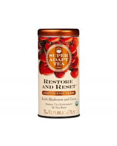Restore and Reset Tea from The Republic of Tea