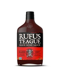 Rufus Teague Blazin' Hot 16oz from American Heritage