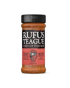 Rufus Teague Fish Rub from American Heritage