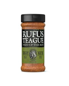 Rufus Teague Meat Rub from American Heritage