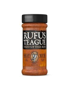 Rufus Teague Spicy Meat Rub from American Heritage
