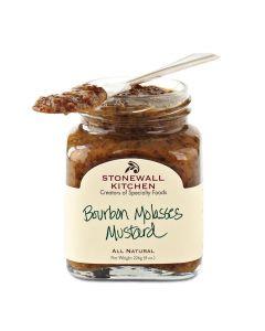 Bourbon Molasses Mustard von Stonewall Kitchen