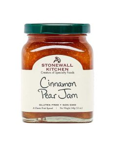 Stonewall Kitchen Cinnamon Pear Jam from American Heritage