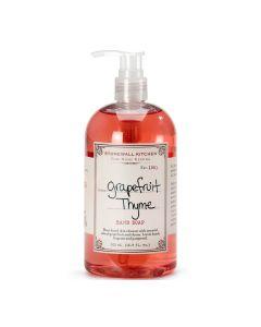 Grapefruit Thyme Jar Candle von Stonewall Kitchen