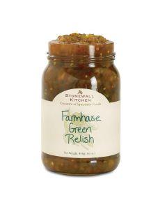 Farmhouse Green Relish von Stonewall Kitchen