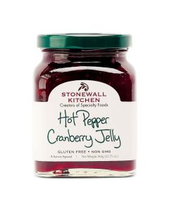 Stonewall Kitchen Hot Pepper Cranberry Jelly from American Heritage