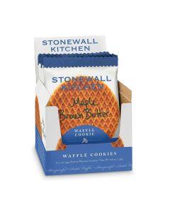 Maple Brown Butter Waffle Cookie von Stonewall Kitchen bei American Heritage