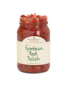 Farmhouse Red Relish von Stonewall Kitchen