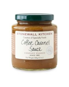 Stonewall Kitchen Coffee Caramel Sauce from American Heritage