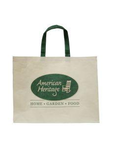 Tote Bag-American Heritage Logo