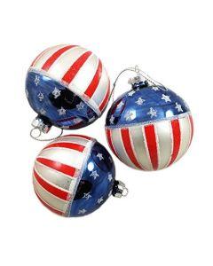 Ornament American Flag American Heritage