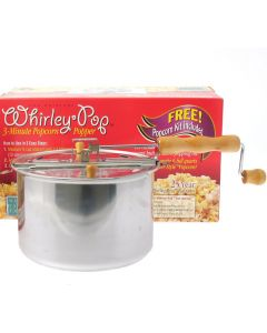 Whirley Pop Popcornpopper