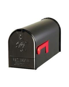 Schwarze US Mailbox
