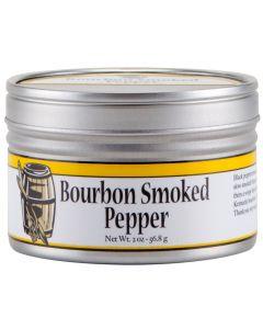 Bourbon Smoked Pepper, Pfeffer