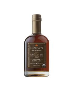 Crown Maple Bourbon Barrel Aged Maple Syrup American Heritage