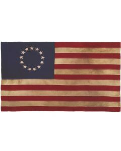 Betsy Ross Fahne Heritage