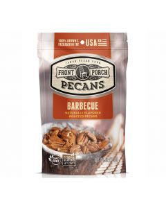 Pekannüsse mit BBQ-Gewürz (Barbecue) von Front Porch Pecans im 113 g-Beutel