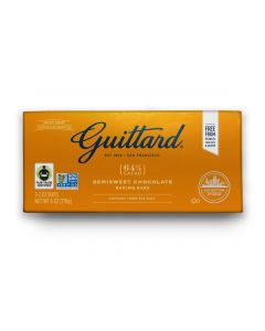 Semisweet Chocolate Baking Bar von Guittard bei American Heritage