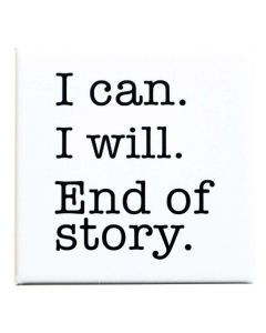 Magnet I can. I will. Sabine Ryan American Heritage
