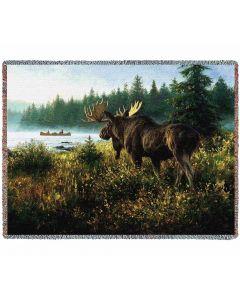 Moose - In his domain