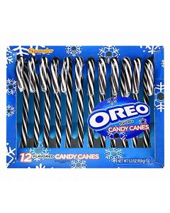 Candy Canes Oreo (12 pieces)