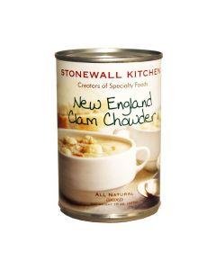 New England Clam Chowder von Stonewall Kitchen