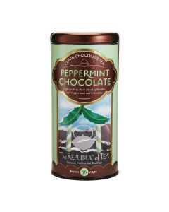 Chocolate Peppermint Tea von The Republic of Tea