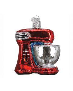 Roter Mixer wie KitchenAid von American Heritage