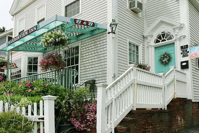 Sommer in Neu-England: Bed & Breakfast gefällig?