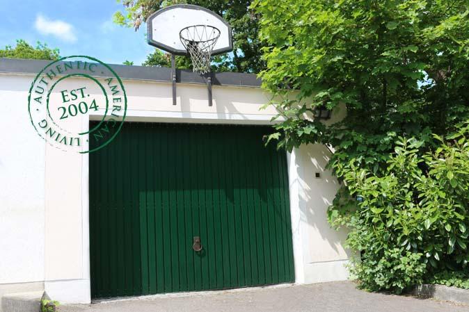 Der Anfang von American Heritage: Die grüne Garage