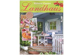 Wohnen & Garten Landhaus Ausgabe 4/2016
