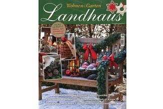 Landhaus von Wohnen & Garten Ausgabe 6/ 2015